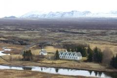 Le premier parlement islandais date de 990 à Þingvellir
