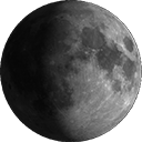 Lune Gibbeuse Croissante